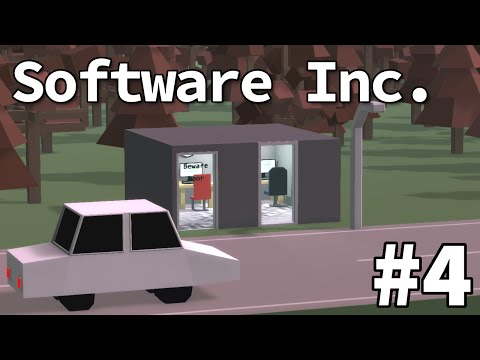 Software inc - Part 4 - Going bankrupt!?