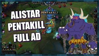 Alistar Pentakill ♦ Full Ad ♦