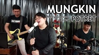 Download MUNGKIN - MELLY GOESLAW | POTRET (COVER) Dildil Mp3