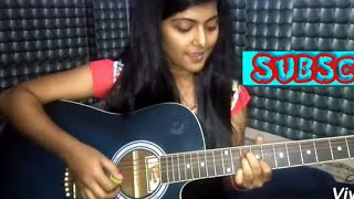 Dekh Lena | Tum Bin 2 | Arijit Singh | Female Cover | Guitar Chords | Preety semwal