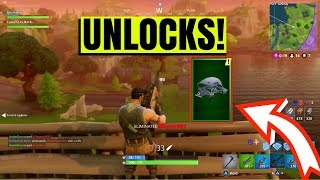 ALL UNLOCKS, NEW GLIDER! (FORTNITE BATTLE ROYALE: HALLOWEEN UPDATE)