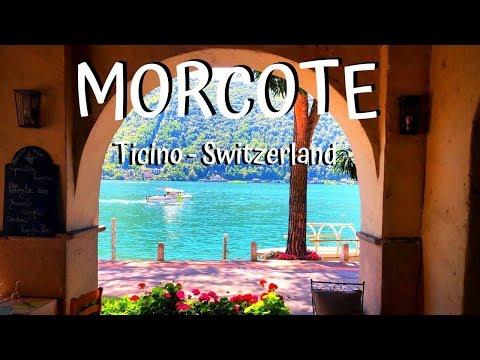 MORCOTE Lugano Lake