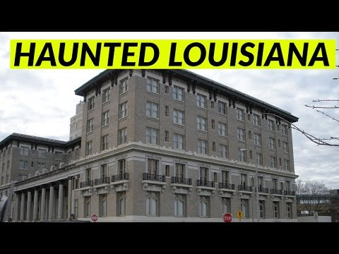 Terrifying Urban Legends From Louisiana | Mr. Davis