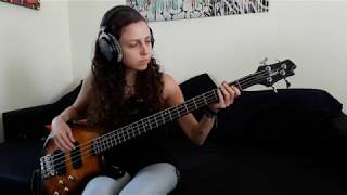 Opeth - Serenity Painted Death bass cover