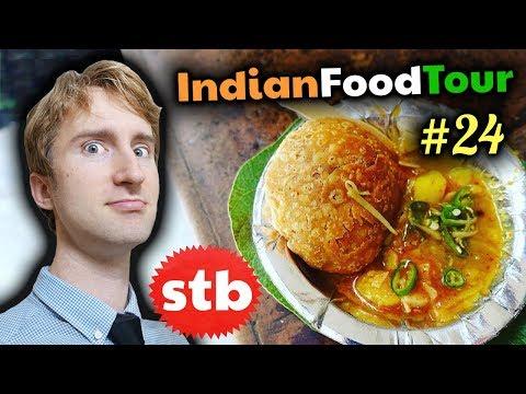 Chandni Chowk Indian Street Food Tour #24 // X-TREME Indian Food