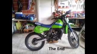 Réparation Moteur Kawasaki Kmx 125 1987