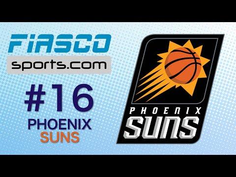 Fiasco Sports 2014/15 NBA Season Preview: Phoenix Suns - Rank #16