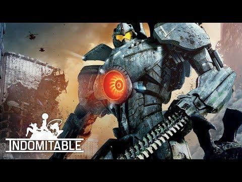 HeroClix RPG: Pacific Rim - Cancel The Apocalypse! - Indomitable (2x18)