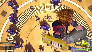 [OLD E3] All Kingdom Hearts 3 Trailers (So Far)