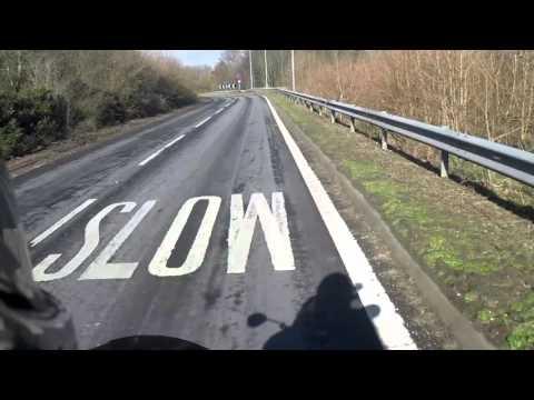 Kawasaki Zzr 1400 Hyperbike Review Test Ride By Joe Average