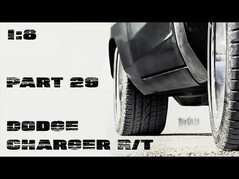 Сборка Dodge Charger R/T Fast&Furious 1:8 от Deagostini - Part29.