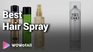 10 Best Hair Spray In India 2018 With Price