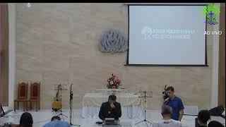LIVE - IPMN  - ESTUDO BIBLICO  - TEMA: A FÉ RESOLVE TUDO .    REV. FÁBIO BEZERRA.