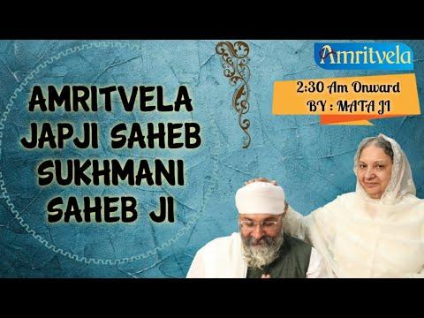 PLEASE SHARE - AMRITVELA SRI  SUKHMANI SAHEB JI PATH & KIRTAN  LIVE  - 17th OCTOBER , 2020