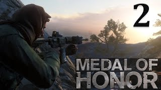 Прохождение Medal of Honor 2010. #2. Тарик у нас. Аэропорт Баграм, Афган.