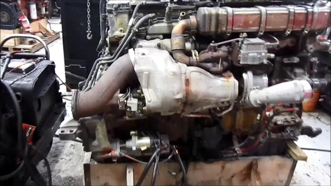 2011 Detroit Diesel DD15 Engine