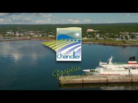 Publicité Chandler 2014