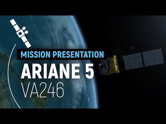 Arianespace Flight VA246 – GSAT-11– ISRO