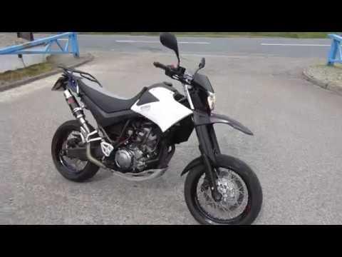 Yamaha XT660X 2011