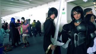 TNT 27 Mayo 2014 cosplay DF 6/6 / Anime Festival cosplay 【日本語】