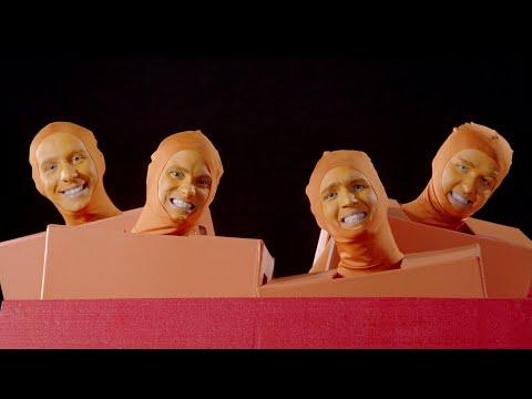 fredo disco - Harmony Korine (The Game) (official music video)
