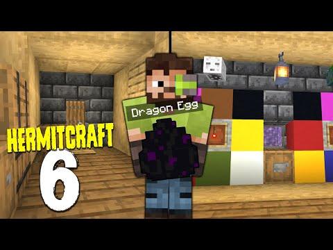 Hermitcraft 8: 6 - The TEGG Mega Machine
