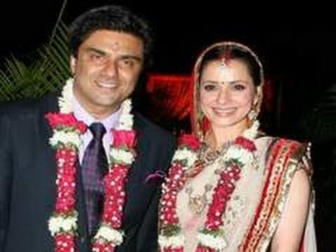 Neelam Kothari and Sameer Soni&39;s Wedding Reception