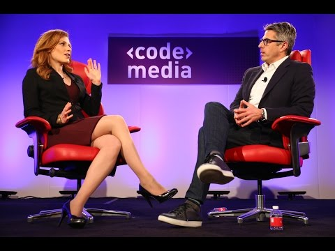 Superagent Casey Wasserman at Code/Media 2016 (full interview)