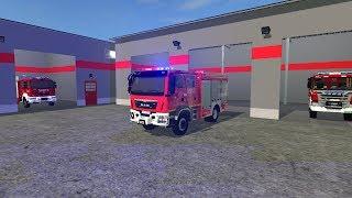 FS 17 Pożar budynku   Nowa mapa