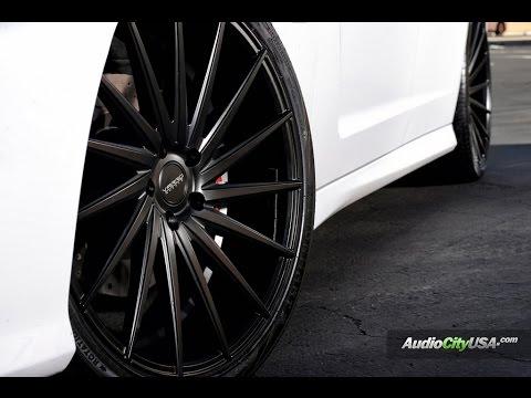 2013 dodge charger srt on 22 varro wheels vd 15 matte black deep concave youtube. Black Bedroom Furniture Sets. Home Design Ideas