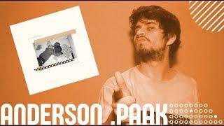 Review: Anderson .Paak - Ventura