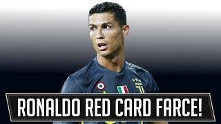 Ronaldo Red Card Rant! Goldbridge LIVE Stream