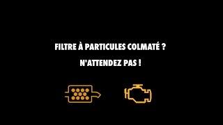 Additif Nettoyant FAP (Filtre à particules) - Würth