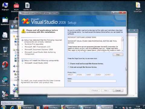 visual studio 2008 free full version