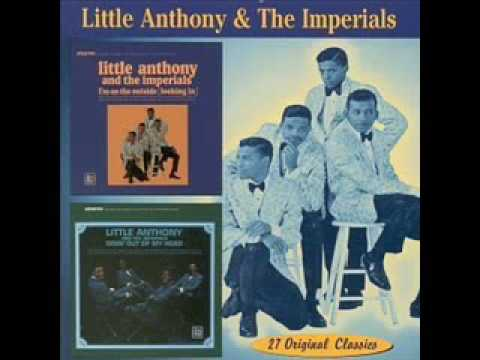 Little Anthony Imperials I'm on the Outside Looking In