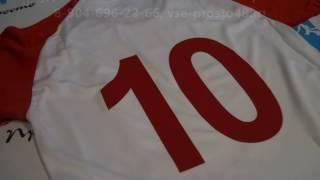 видео Нанесение номера на форму (футболку) в Барнауле, нанесение номеров и фамилий на спортивные майки