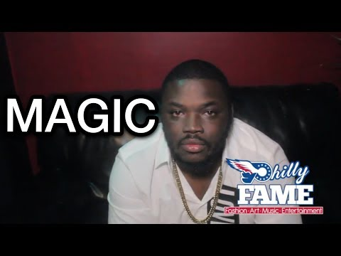 "Magic on Growing Up w/ NH, Joining Headshots, Classic ""ON EEM"" Verse + More"