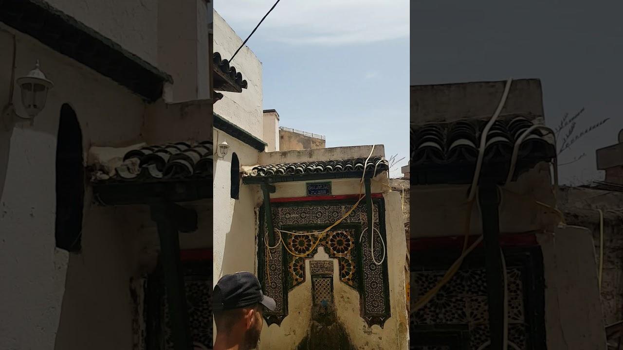 Casbah alger mosquée sidi mohamed cherif القصبة سيدي محمد شريف 2019