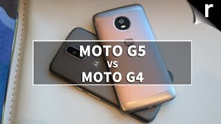 Moto G5 vs Moto G4: Is the G5 worth an upgrade?