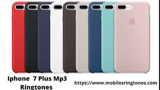 Download iphone7 plus ringtone