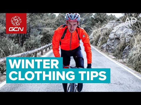 8 Essential Cold Weather Cycling Clothing Tips