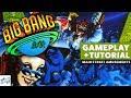 Big Bang Bar Pinball Tutorial | Rare Pinball Machine At Main Street Amusements