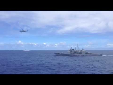 HD - Military Sealift Command - RIMPAC 2014