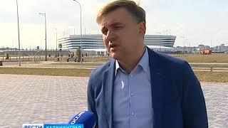 В Калининграде стартует международный фестиваль фейерверков