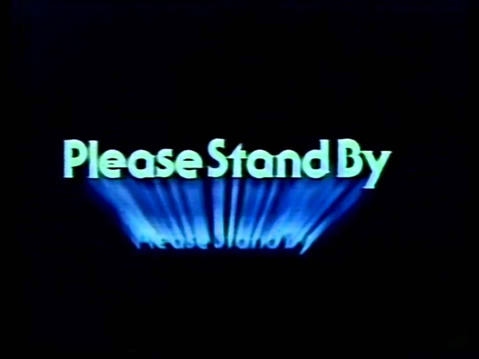 Image result for please stand by vhs