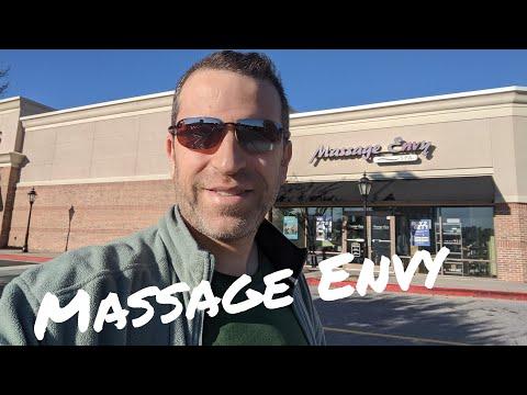 My Massages At Massage Envy