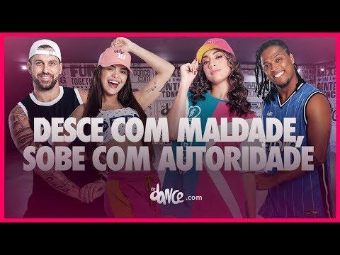 Desce Com Maldade Sobe Com Autoridade - Ludmilla e Simone & Simaria  FitDance TV
