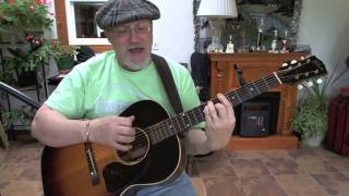 1160 - I Only Want To Be With You - Dusty Springfield cover with chords and lyrics