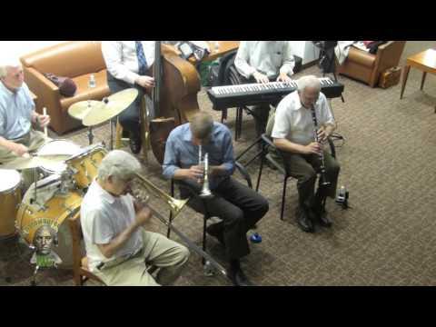 Darktown Strutters Ball at Jazz in July