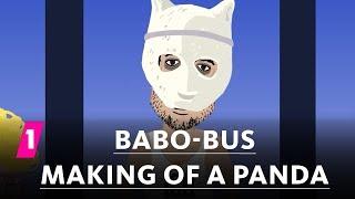 Babo-Bus: Making of a Panda | 1LIVE